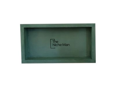 The niche man shower niches