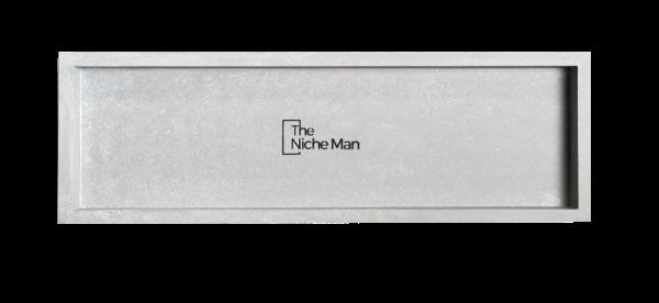 he Niche Man Shower niche Shopping Cart waterproof Niche 1145 x 345 x 90
