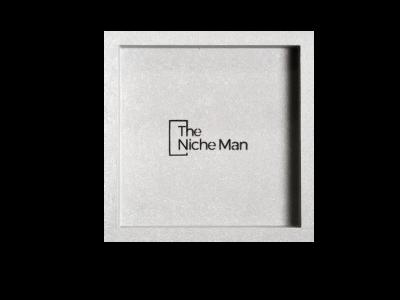 The Niche Man Shower niche shower recess