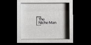 The Niche Man Shower niche Shopping Cart Niche 445 x 345 x 90
