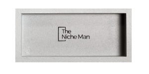The Niche Man Shower niche Shopping Cart Waterproof Niche 645 x 345 x 90