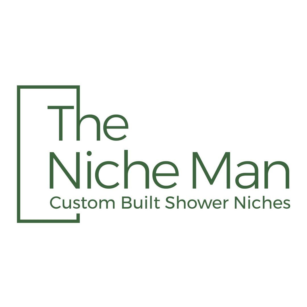 Custom Made Shower Niches